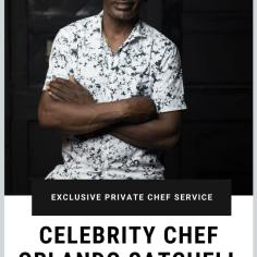 CELEBRITY CHEF ORLANDO PRIVATE CHEF SERVICE