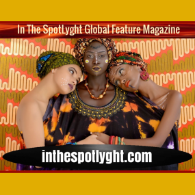 IN THE SPOTLYGHT FEATURE MAGAZINE BANNER